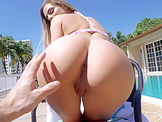 Sydney Cole in Spinner Gets Wet Pussy Banged - IKnowThatGirl