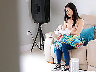 Sadie Blake in Pale Cutie Tastes Married Cock - StrandedTeens