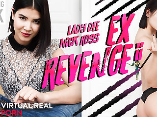 Lady Dee  Nick Ross in Ex Revenge II - VirtualRealPorn