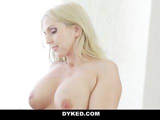 Dyked - Cute Horny Lesbians Fuck in Leggings